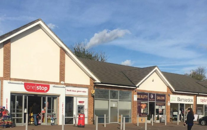 Retail Centre in Takely, Essex
